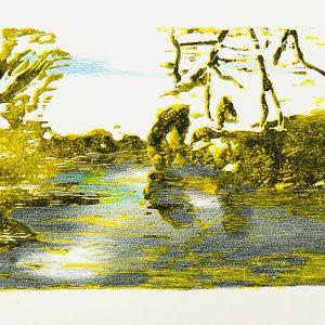 Fluss (und) ufer